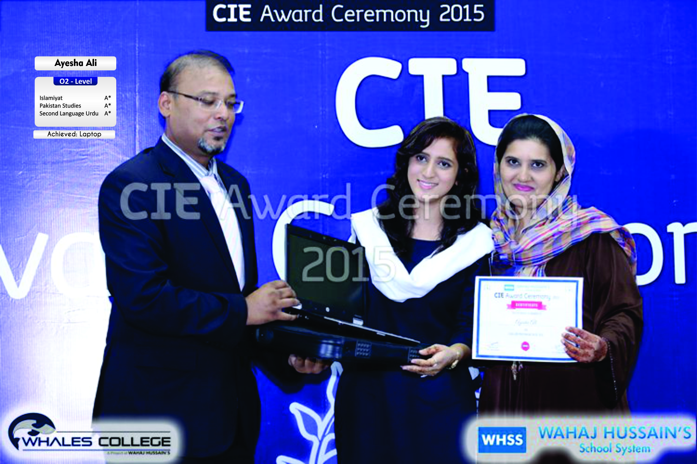 Medical college holds 29th medal distribution ceremony news pakistan - Cie Laptops Distribution Ceremony Saturday 3rd October 2015